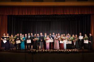 I vincitori del concorso lirico Santa Gianna Beretta Molla 2018