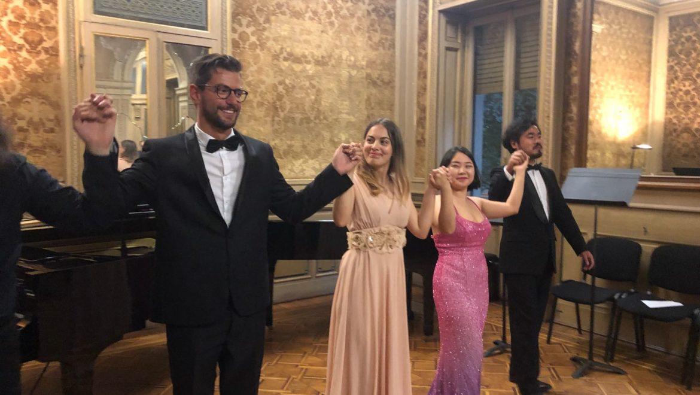 第三届圣戛纳国际声乐大赛决赛优秀选手音乐会