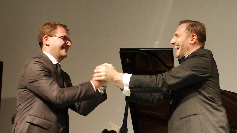 2018年巴雷焦市新市长选举推广音乐会暨马龙·邦凡蒂独唱音乐会