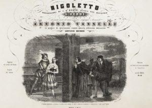 """Audizioni per """"Rigoletto"""""""